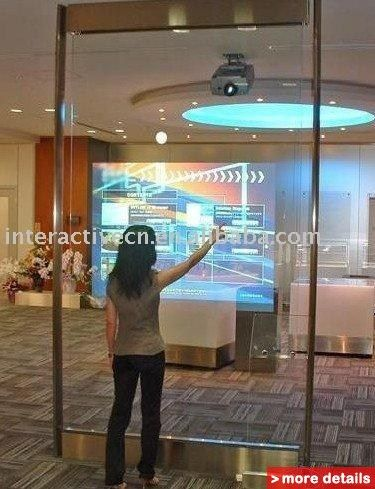 Interactive Multi Touch Screen Display
