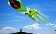 The Outer Banks has several kite events that are great family activities.