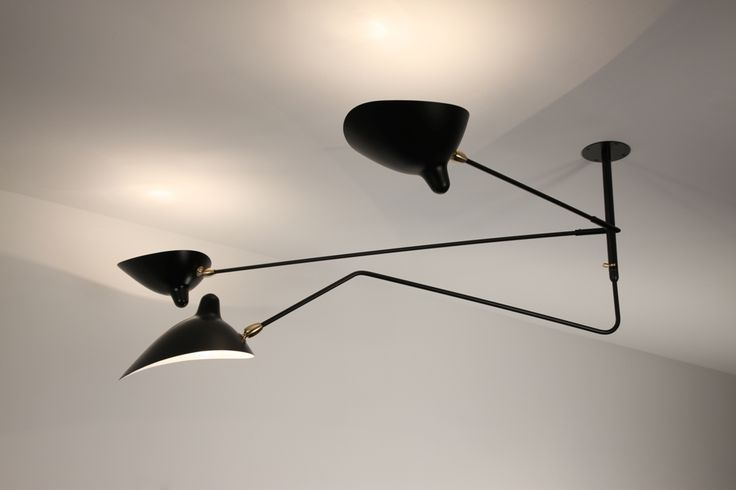serge mouille's pendant, my fav fixture on the planet