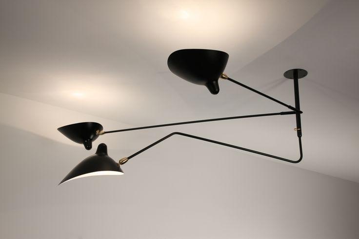 Histoire de Design : Les luminaires de Serge Mouille