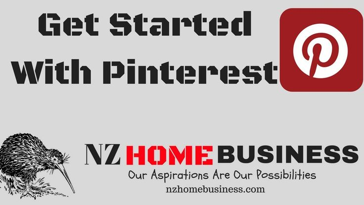 Get Started With Pinterest