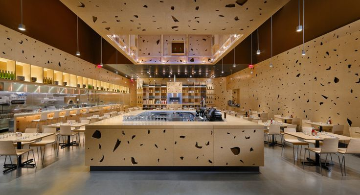 Toast Restaurant by Stanley Saitowitz & Natoma Architects | KARMATRENDZ