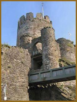 Medieval Castles of Edward I