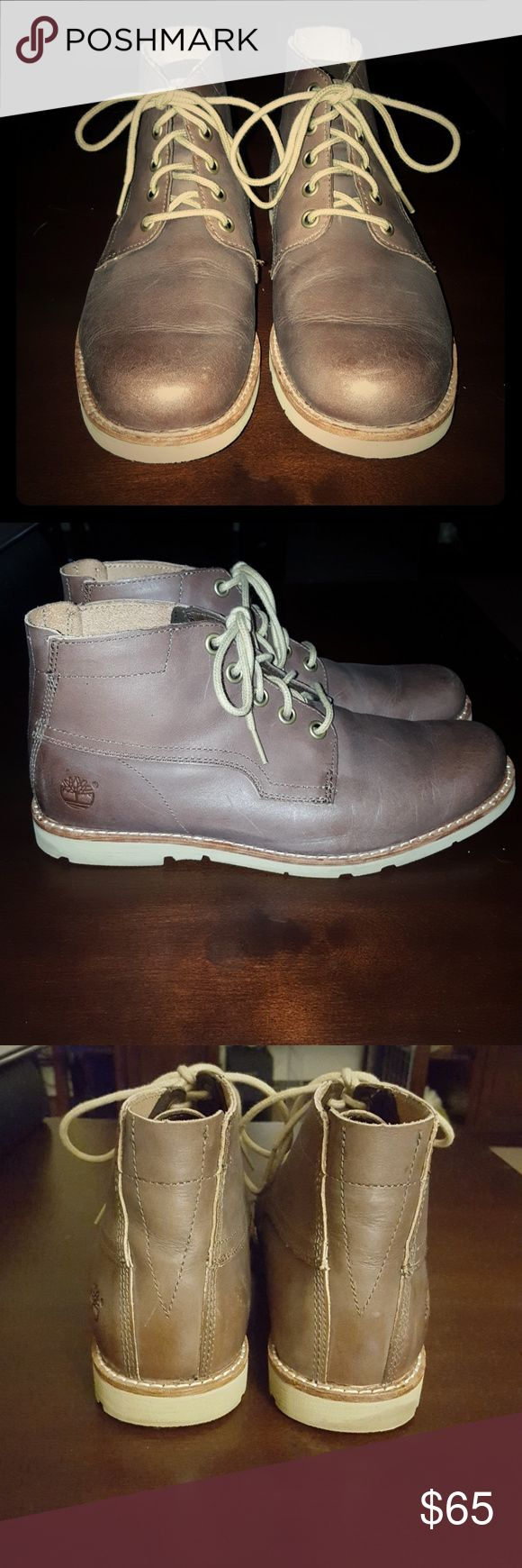 """Earthkeeper's Rugged LT Chukka Boot EUC (worn less than 5 times), lace-up ankle boot in Brown full-grain leather from a Silver-rated tannery. Shaft measures about 5"""" from arch. Heel measures about 0.75"""". Platform measures about 0.5"""". Stamped logo at heel side; Contrast welt; 100% recycled PET laces, lining, and footbed cover; Anti-fatigue removable footbed; Durable Green Rubber (42% recycled rubber) outsole. 1 small scratch on the side of the right boot, see photo, otherwise these are in…"""