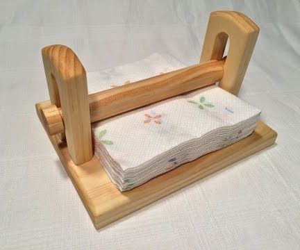 Build A Napkin Holder Using Only Woodworking Hand Tools.