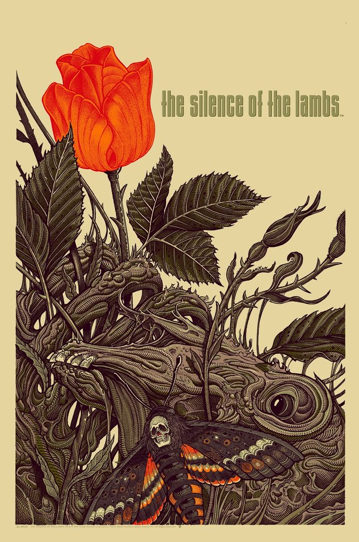 17 best images about the silence of the lambs hannibal lecter on silence of the lambs movie poster by florian bertmer