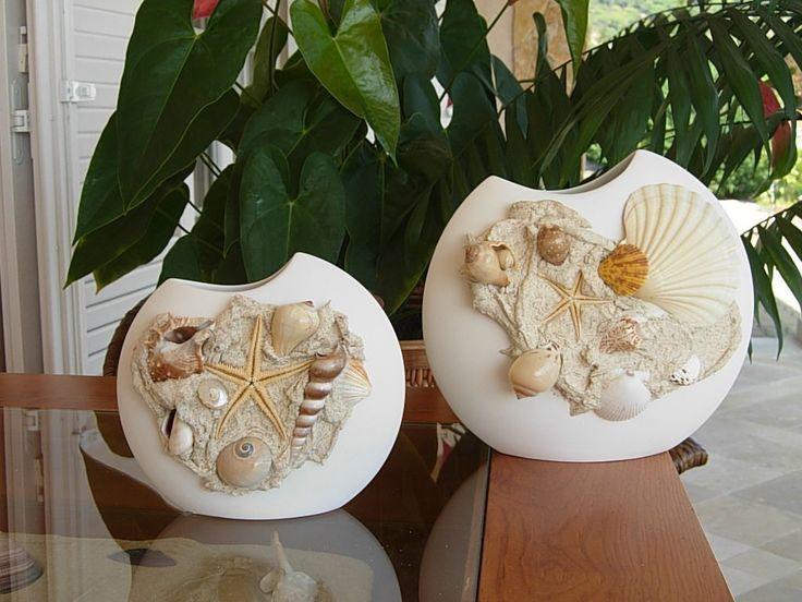 Artesanato De Conchas Do Mar – Quem faz artesanato gosta sempre de obter novas dicas para criar e in