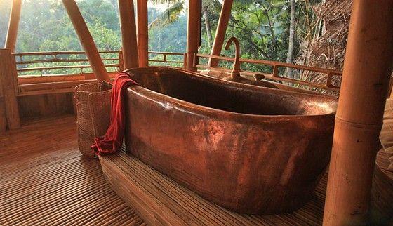 Picturesque Green Village Resort in Bali | Pursuitist