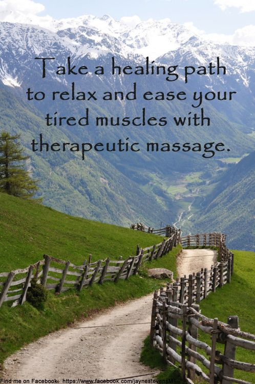 Can you remember when you have had your last massage?