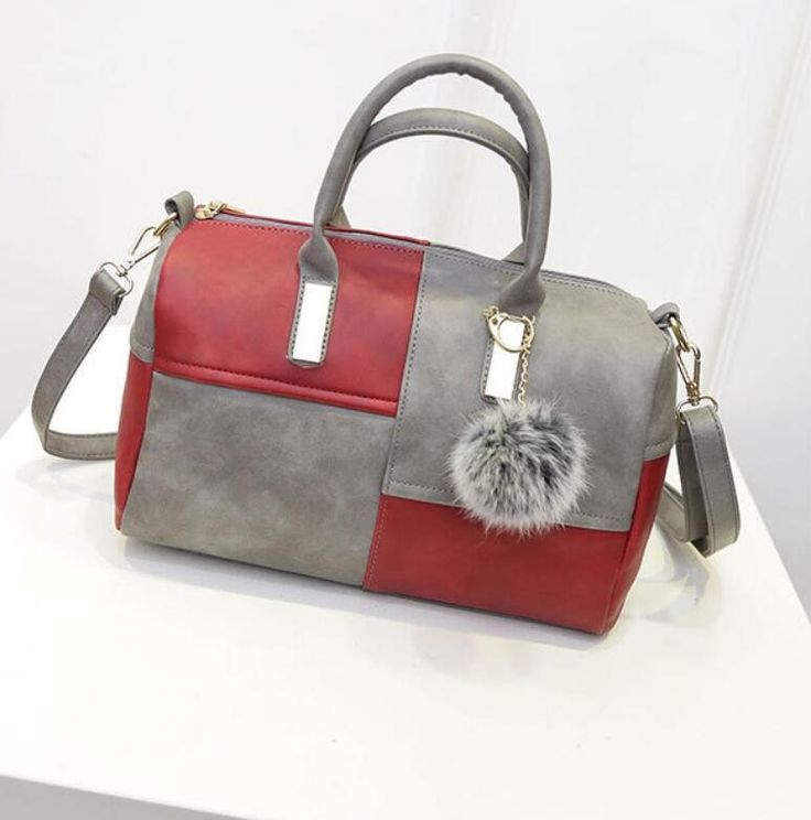 Modern Women's Handbag (Also Available in Red)