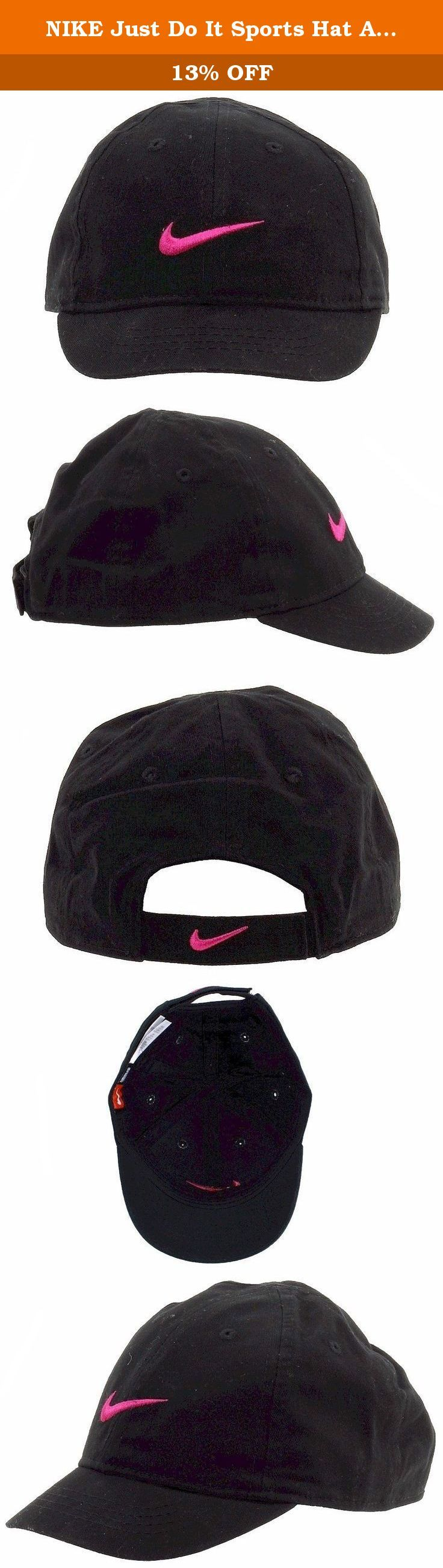 NIKE Just Do It Sports Hat Adjustable Sun Cap (4-6X) (Black w/ Signature Berry Swoosh). It started with a handshake between two visionary Oregonians - Bowerman and his University of Oregon runner Phil Knight. They and the people they hired evolved and grew the company that became Nike from a U.S. based footwear distributor to a global marketer of athletic footwear, apparel and equipment that is unrivaled in the world.