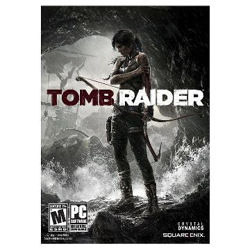 Tomb Raider - Electronic Software Download (PC Game)