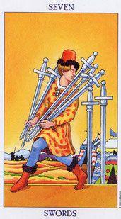 Arcanos Menores - Espadas - El Mundo de Enya