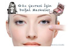 Merve'nin Evinden: Göz çevresi bakımı için doğal maskeler #gözçevresi #merveninevinden #doğalbakım