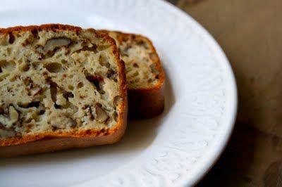 cake gorgonzola, noci e basilico