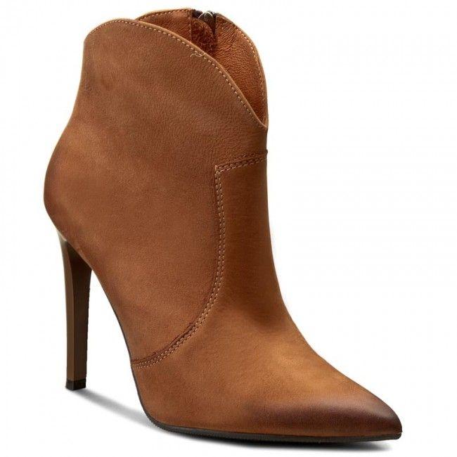 Magasított cipő CARINII - B3729 793-000-PSK-A49