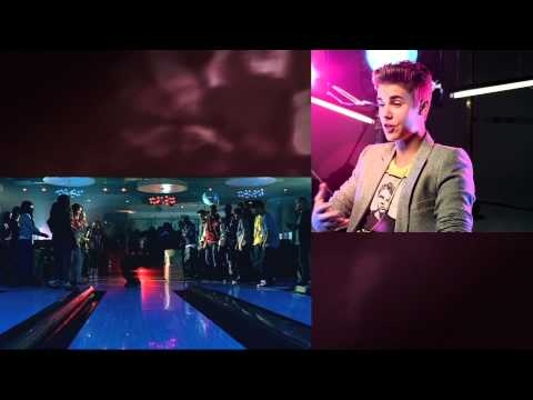 "Justin Bieber - #VEVOCertified Baby (Video Commentary) - Justin talks about his video for ""Baby"", the most viewed music video EVER! We want to bowl with you, Justin!"