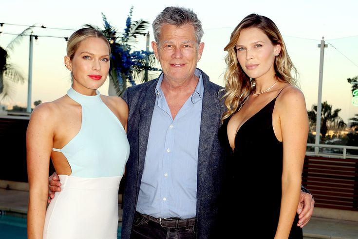 David Foster's daughters, Erin Foster and Sara Foster, are certainly not novices when it comes to navigating the world of celebrity. The music producer's 30-something daughters grew up in L.A. around A-listers-- including their parents. In addition to calling David dad, their mom is former model Rebecca Dyer.