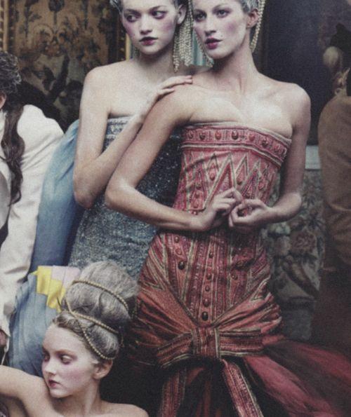 : Photos, Post, Inspiration Photography, Annie Leibovitz, Gemma Ward, Fashion Photography, Gisele Bundchen
