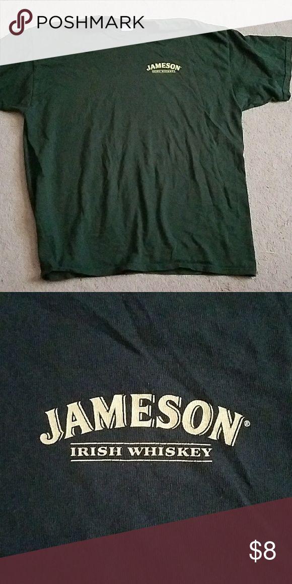 Men's size xl. Jameson Irish whiskey tshirt. Back is plain. Shirt sleeves. Smoke free home. Gildan Shirts Tees - Long Sleeve