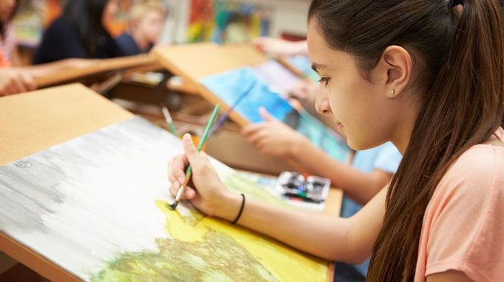Giving children a fine-arts education is essential to create the kinds ofskills necessary for the modern, creative economy, according to UCLA's Anderson Forecast School of Management.