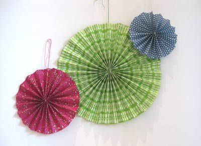 How-To-Make-Paper-Fan-Decorations….