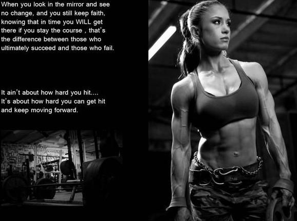 #female #bodybuilding #motivation