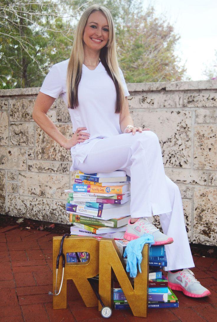 Nursing grad pictures  http://Www.deshockaphotography.com