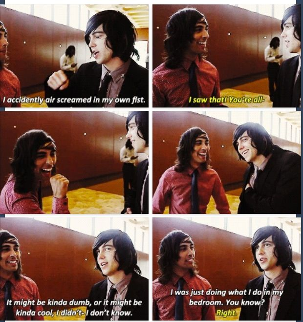 Vic and kellin dating advice