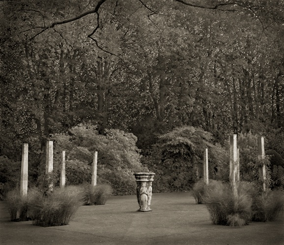 Pillar Garden, The Courts by Beth Dow.  My fave photographer!