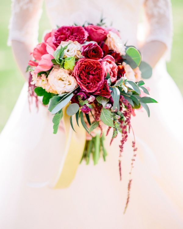 berry bright bouquet