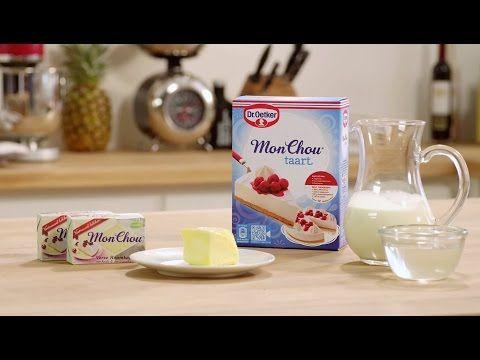 Recept kruimel monchoutaart met perzik | Monchoutaart.net