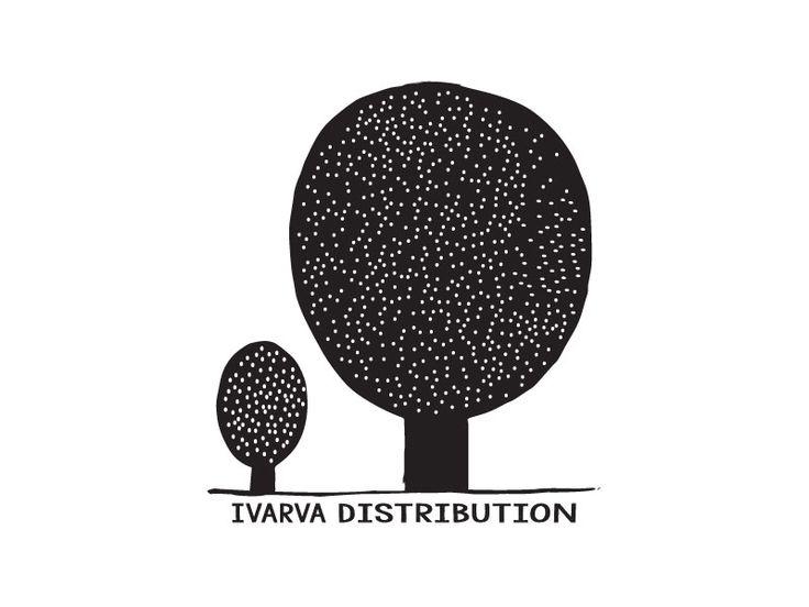 logo design for Ivarva Distribution. #logo #branding #graphicdesign