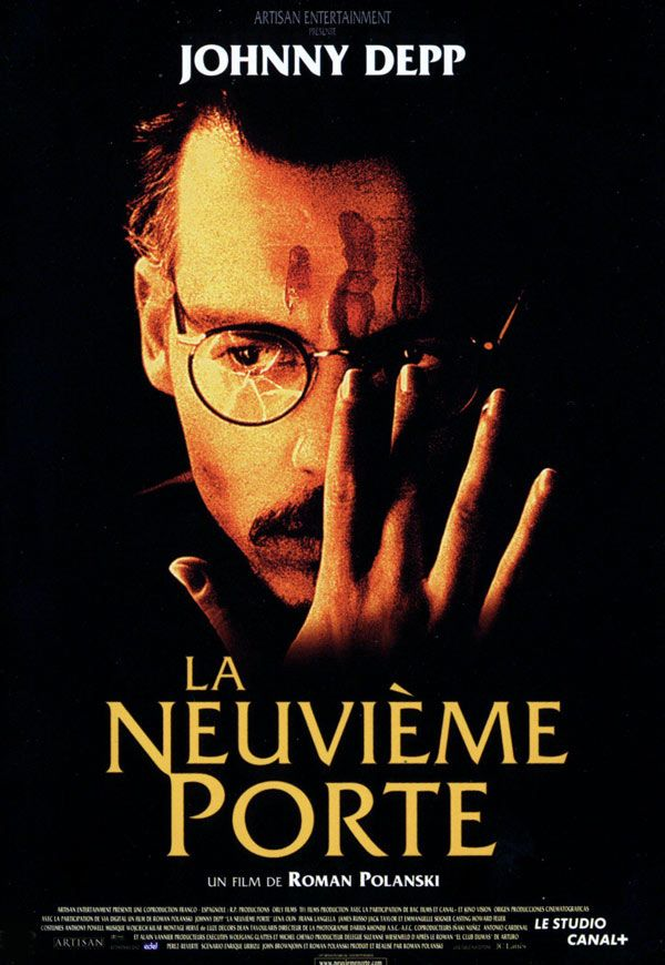 La Neuvième porte est un film de Roman Polanski - 1999