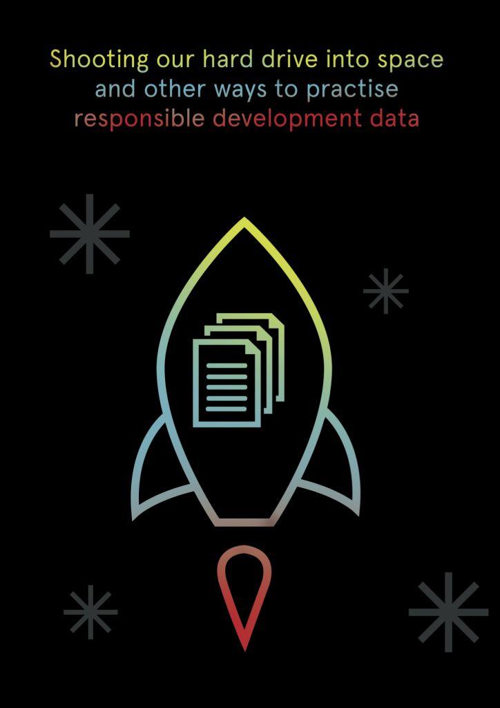 Ways to Practise Responsible Development Data / Ffyrdd i Ymarfer Datblygu Data Cyfrifol #gccy16