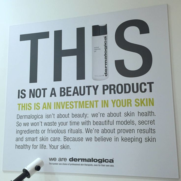 Dermalogica Facial At One New Change. People with rosacea can still have facials, as long as they're gentle and use appropriate products.