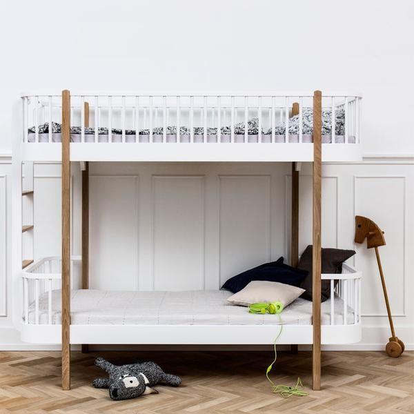 Oliver Furniture Wood køjeseng
