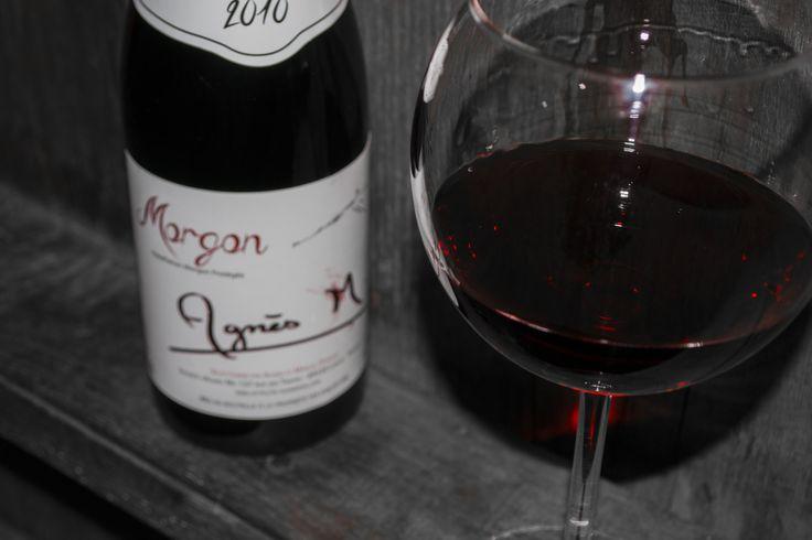 Notre Morgon, cru du Beaujolais