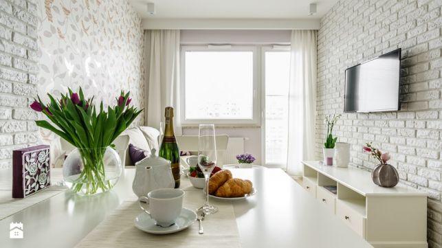 Luminos si primitor acest apartament de 2 camere- Inspiratie in amenajarea casei - www.povesteacasei.ro