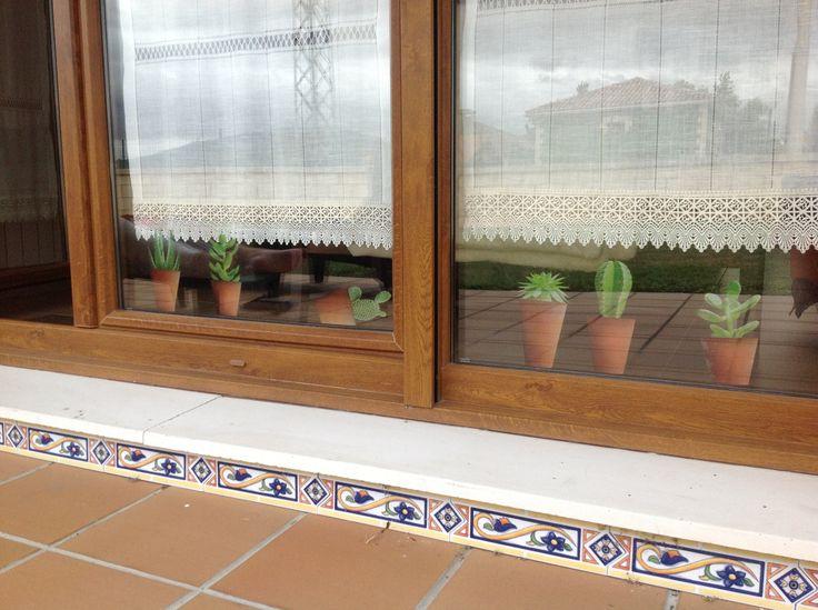 Adhesivos para las ventanas