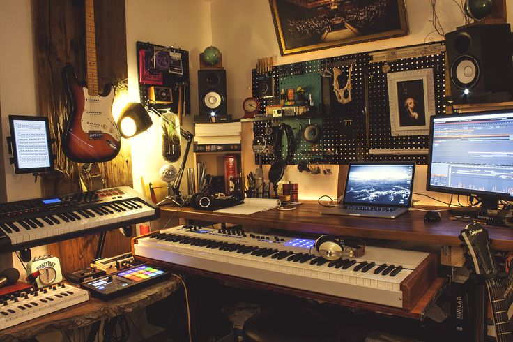 170 best images about music studio 39 s on pinterest home recording studios musicians and dj gear - Home studio ...