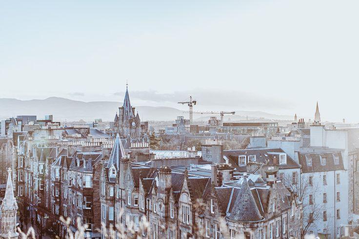Edinburgh,Scotland by  Daniel Farò