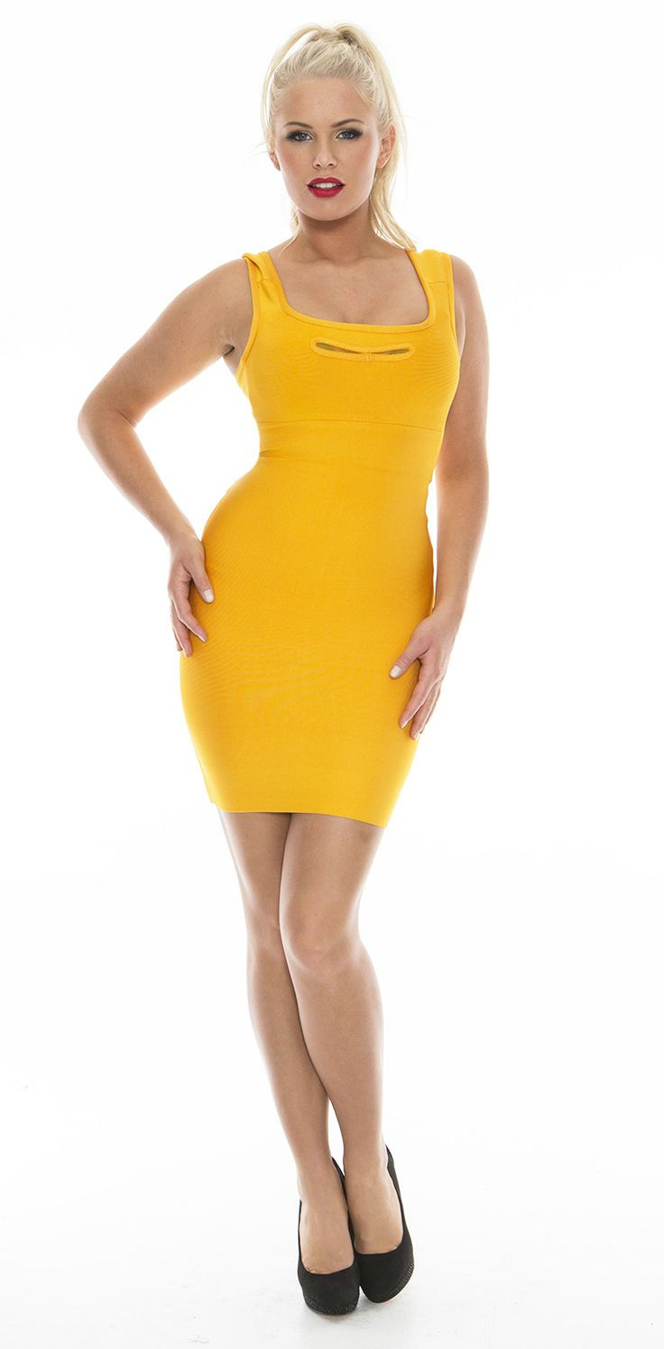Our 'Beam' dress will really make you stand out! http://www.stylemeceleb.co.uk/bodycon/beam-cut-out-bodycon-dress.html
