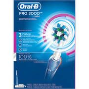 Oral-B PRO 3000 Electric Rechargeable Power Toothbrush Powered by Braun, + MAIL IN REBATE AVAILABLE - Walmart.com