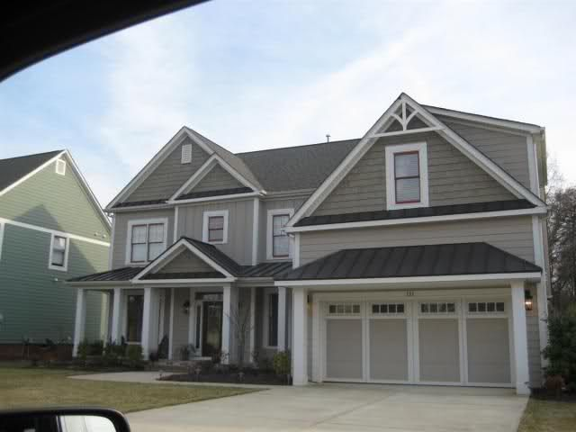 Best Exterior House Color Schemes Gray What Do You Think Input On Exterior House Colors Roof 640 x 480