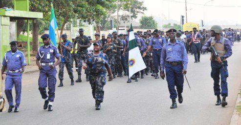 Nigerian Navy warns those impersonating Navy personnel