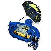 Western Chief Boys Rain Gear, Batman Rain Jacket