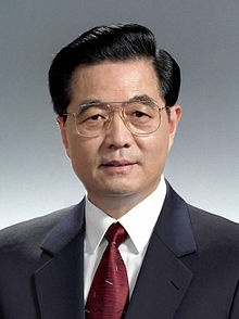 President of China - Hu Jintao