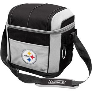 "Rawlings 11"" x 9"" x 13"" 24-Can Cooler, Pittsburgh Steelers"