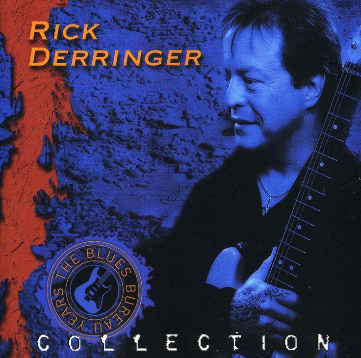 Rick Derringer - Collection: The Blues Bureau Years
